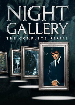 Night Gallery The Complete Series New Free Shipping