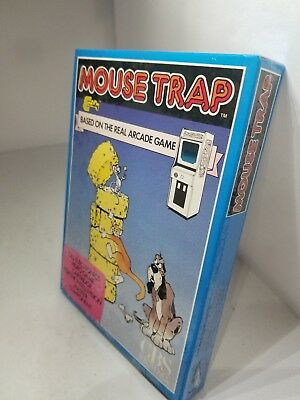 NEW SEALED MOUSE TRAP CBS VER GAME FOR THE INTELLIVISION CONSOLE i22