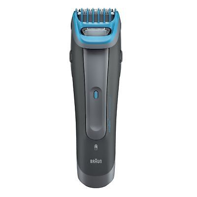 Braun Cruzer Rechargeable Beard Hair Shaver Trimmer Clipper Styler Comb Cordless