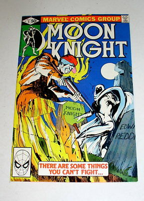 Moon Knight #5  Early Bronze Age Adventure 1981