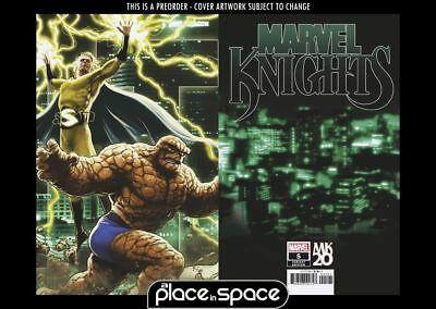 (Wk01) Marvel Knights 20Th #5B - Andrews Connecting Variant - Preorder 2Nd Jan