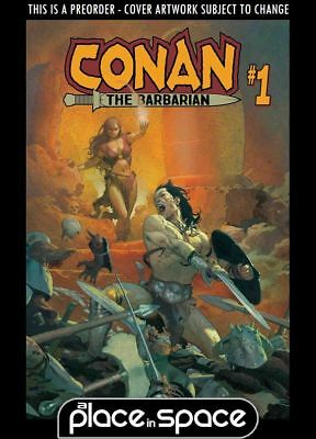(Wk01) Conan The Barbarian, Vol. 3 #1A - Preorder 2Nd Jan