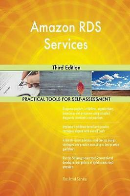 Amazon Rds Services Third Edition by Gerardus Blokdyk (English) Paperback Book F