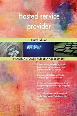Hosted Service Provider Third Edition by Gerardus Blokdyk (English) Paperback Bo