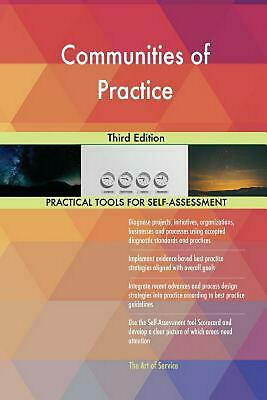 Communities of Practice Third Edition by Gerardus Blokdyk (English) Paperback Bo