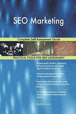 Seo Marketing Complete Self-Assessment Guide by Gerardus Blokdyk Paperback Book