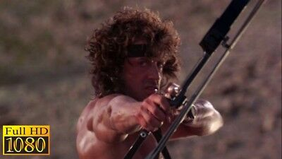 Rambo 3 Bluray Disc Only - Please Read Listing!