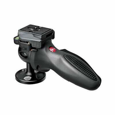 Manfrotto Light Duty Grip Ball Head Compact and Portable (324RC2)