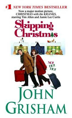 Skipping Christmas / Christmas with the Kranks by John Grisham Book The Fast
