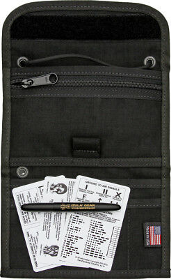 ESEE PASSPORTB BlackBlack Nylon Passport Case