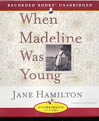 Audio book - When Madeline Was Young by Jane Hamilton   -   CD