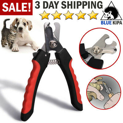 Dog Nail Clippers Pet Nails Trimmer Cutter Pet Nail Cutting Scissors Claw Care