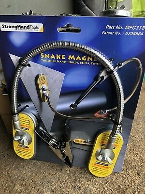Snake Magnet Stronghand Tools Mig Tig Arc