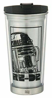 thermo mug (Samomagu) STAR WARS tumbler CLEAR (R2-D2)