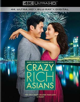 Crazy Rich Asians Used - Very Good Dvd