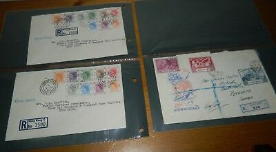 Hong Kong Collection Of First Day Covers 1948 - 1954