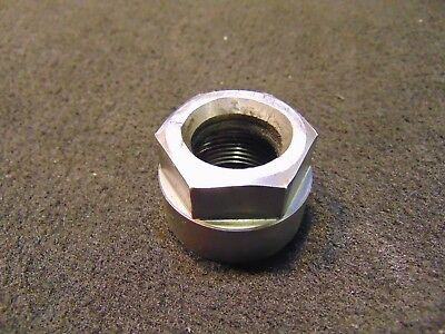 60V-11586-01-00 Crankshaft 1 Nut 2003 And Later HPDI 200 225 250 300 Hp Yamaha