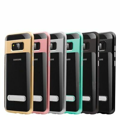 Clear TPU Ultra Silicone Case Cover for Samsung Galaxy S7 Edge S8 Plus Note 8