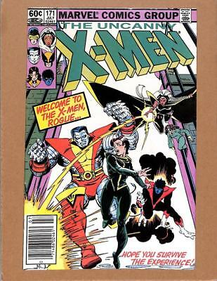 X-Men #171 MARVEL 1983 - NEAR MINT 9.4 NM - Stan Lee!
