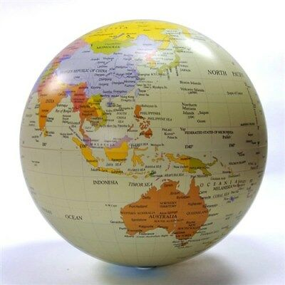 MAGIC MOTION GLOBE Antique Style 20cm NEW