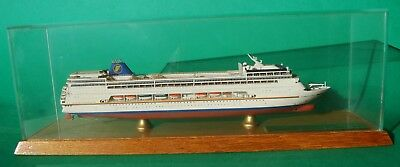 classic ship collection scale 1:1250, EUROPEAN VISION, ocean liner