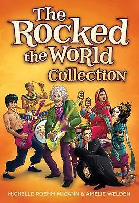 Rocked the World Collection by Michelle Roehm Mccann (English) Paperback Book Fr