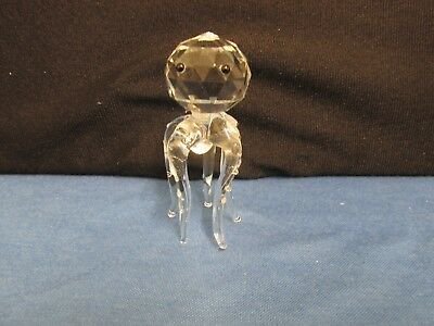 Collectable Quirky Crystal Octopus Ornament Ideal Christmas Gift