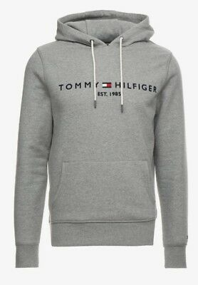 pull,Sweat à capuche Tommy Hilfiger gris taille,neuf, emballe,authentique 01c23f0c2772