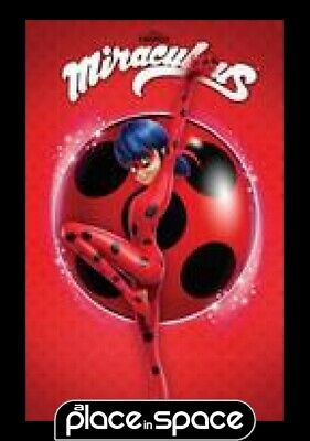 Miraculous Tales Of Ladybug Cat Noir Vol 02 Spots On - Softcover