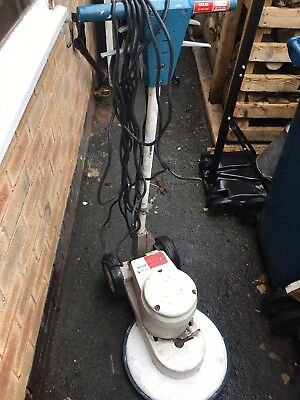 Panda 43CM Floor Scrubber Cleaner Polisher FAILED EARTH TEST PLS READ