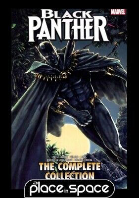 Black Panther By Priest Vol 03 Complete Collection - Softcover