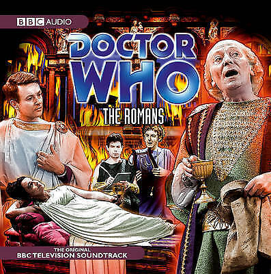 Doctor Who  - The Romans: TV audio adventure - William Hartnell