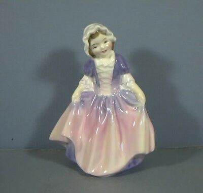 "4.5"" Figurine, Titled, Dinky Do, HN1678, By Royal Doulton, COPR.1935, Estate Col"