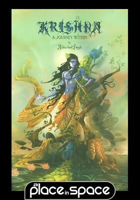 Krishna A Journey Within - Softcover