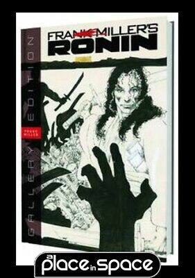 Frank Millers Ronin Gallery Ed  - Hardcover