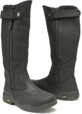 d4cda939c60 Kanyon Gorse X-Rider 1 Boot in Black - Regular Fit Leather