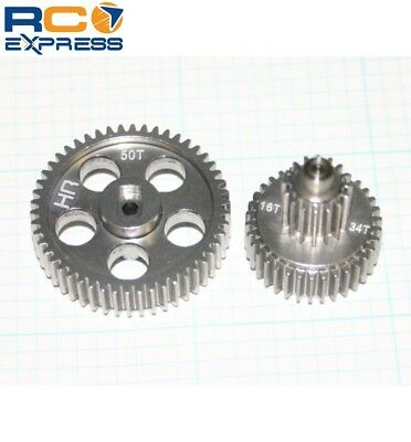 Hot Racing Losi Mini Rock Crawler Aluminum Gear Cover MRC38C08