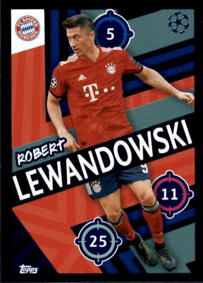 Topps Champions League 18//19 Thiago Alcantara Sticker 89