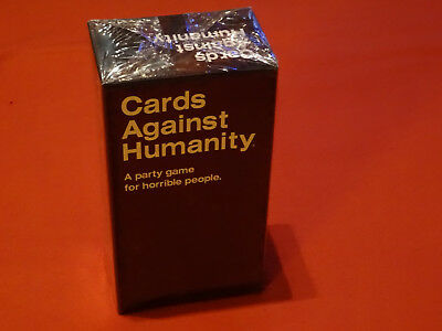 Cards Against Humanity A partygame for horrible People englisches Kartenspiel