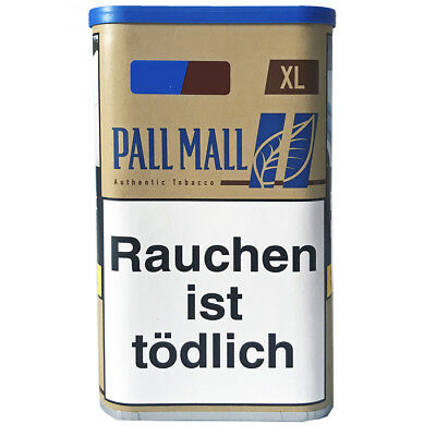 Pall Mall Authentic Blue / Blau XL Dose