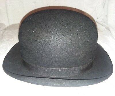 anique BOWLER/DERBY HAT - Baltimore  REDUCED PRICE