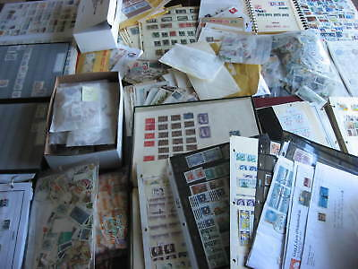 Canada bankers boxlot stock books, mixture, envelopes, lots of searching fun