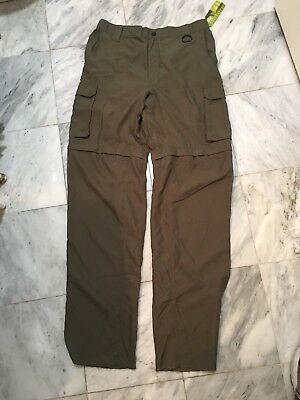 NWT Boy Scouts Of America BSA Men's Switchback Pants Medium Relaxed