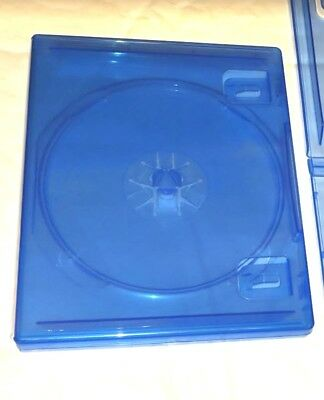 OFFICIAL PS4 Replacement Game Cases Condition CASES Sony Playstation 4 Bluray