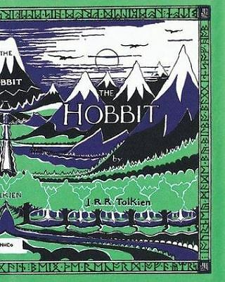 The Hobbit : Or, There and Back Again by J. R. R. Tolkien 1966 Hardcover with DJ
