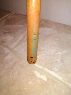 1860s-1900s ANTIQUE RARE BASEBALL BAT. AMERICAN MADE , NEVER SEEN ONE BEFORE