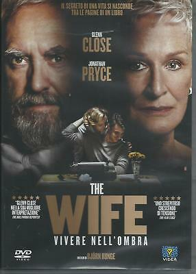 The wife. Vivere nell'ombra (2018) DVD