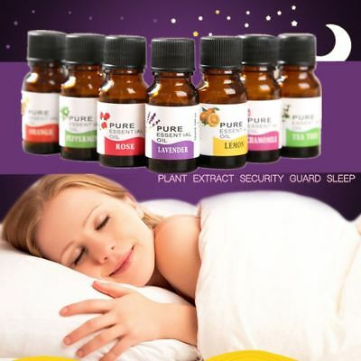 -Aromatherapy Essential Oils Natural Pure Organic Essential Oil Fragrances 10ml-
