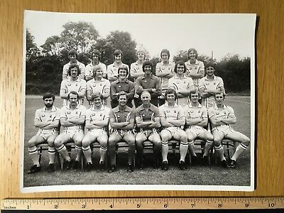 Superb Coventry City Press Photograph Team Picture 1975/76 season