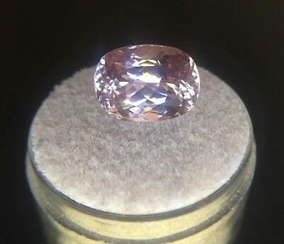 NATURAL Vivid Pink Kunzite 7.95ct Oval Cut Spodumene Loose Gem